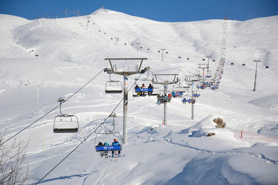 gudauri slopes 2