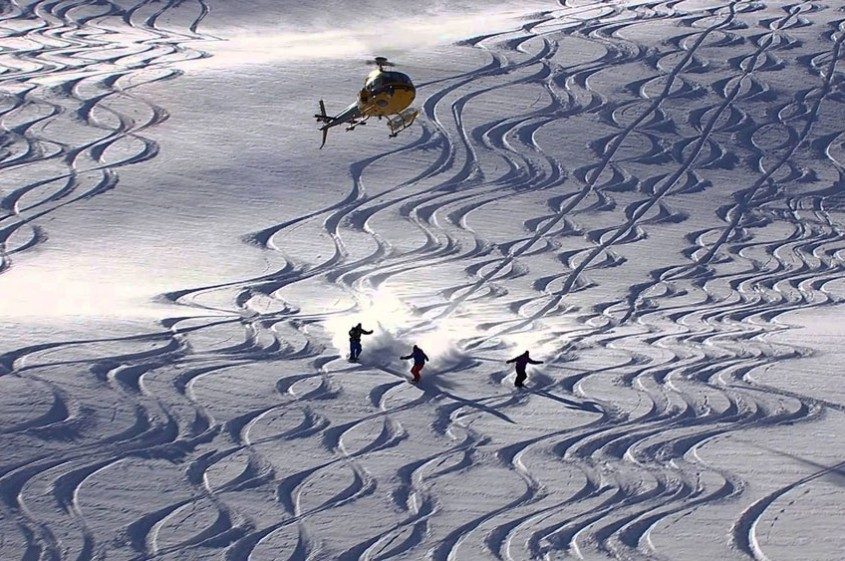 snowboard filmai